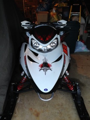 Picture of 2009 Polaris Dragon SP 800
