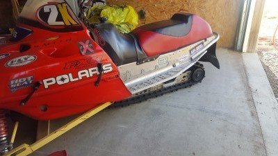 Picture of 2002 Polaris Pro X 440