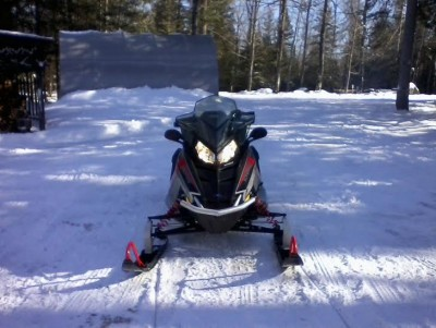 Picture of 2015 Polaris Indy Trail 550