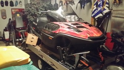 Picture of 2002 Arctic Cat Thunder Cat 1000