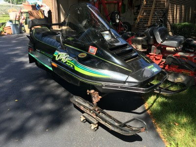 Picture of 1997 Arctic Cat Jag 440