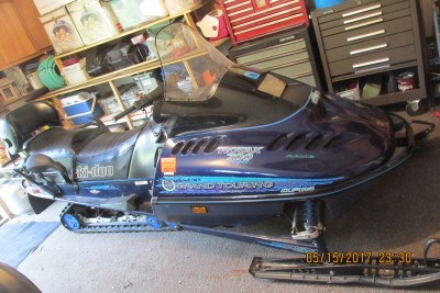 Picture of 1997 Ski-Doo Grand Touring 700