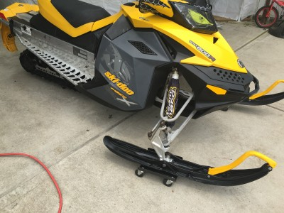 Picture of 2008 Ski-Doo MXZ 800