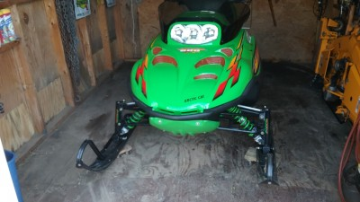 Picture of 2000 Arctic Cat ZR 600
