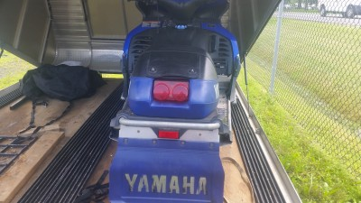 Picture of 2003 Yamaha SXViper 700
