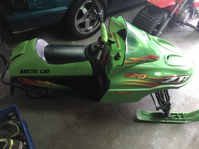 Picture of 2004 Arctic Cat ZR 120