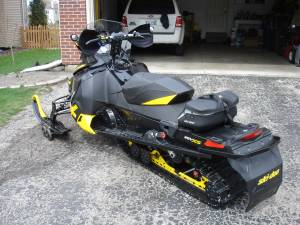 Picture of 2013 Ski-Doo MXZ Renegade 600