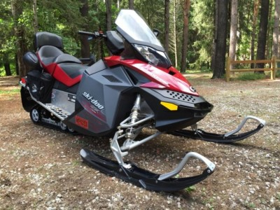 Picture of 2008 Ski-Doo GSX 600