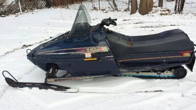 Picture of 1982 Polaris Indy 340