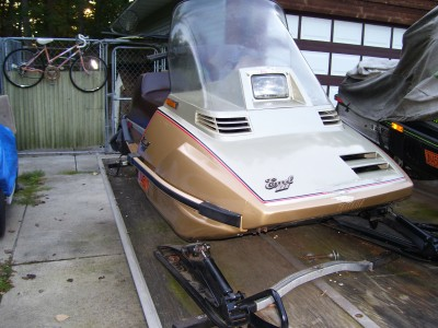 Picture of 1986 Yamaha Excel 340