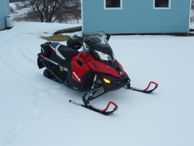Picture of 2015 Ski-Doo GSX 600
