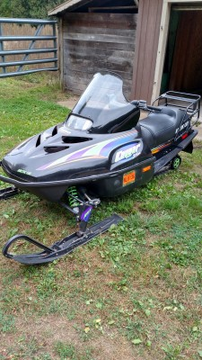Picture of 1998 Arctic Cat Cougar 550