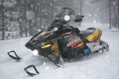 Picture of 2004 Ski-Doo MXZ Renegade 600