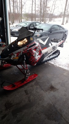 Picture of 2012 Polaris Assault RMK 800