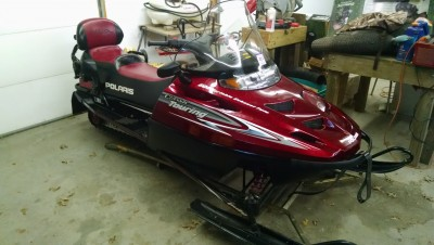 Picture of 2002 Polaris Classic 600