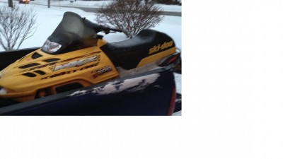 Picture of 2001 Ski-Doo MXZ Trail 700