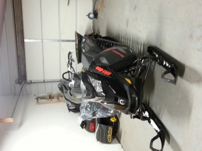 Picture of 2015 Ski-Doo Summit 800