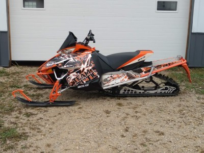 Picture of 2013 Arctic Cat Crossfire 800