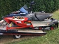 2003 Polaris Edge 600