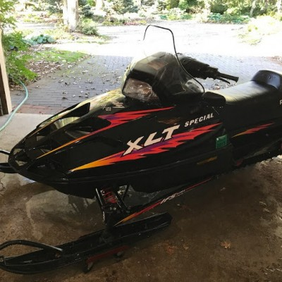 Picture of 1999 Polaris XLT Special 600