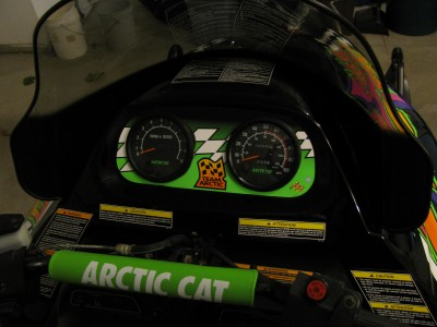 Picture of 1997 Arctic Cat ZL 440