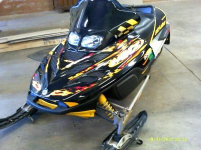 Picture of 2002 Ski-Doo MXZ 800