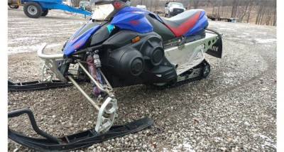 Picture of 2007 Yamaha Phazer 500
