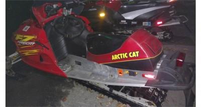 Picture of 2003 Arctic Cat Fire Cat 700