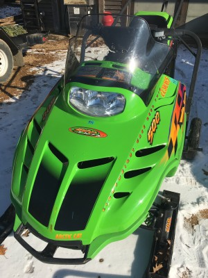 Picture of 1998 Arctic Cat ZR 500