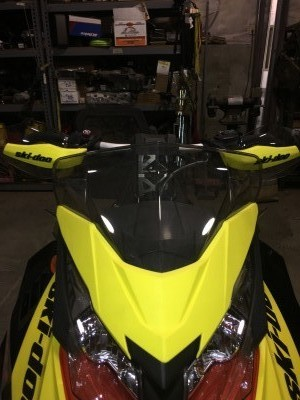Picture of 2015 Ski-Doo MXZ X 800