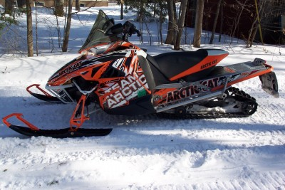 Picture of 2014 Arctic Cat Sno Pro 1100