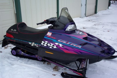 Picture of 1997 Polaris XCR 700