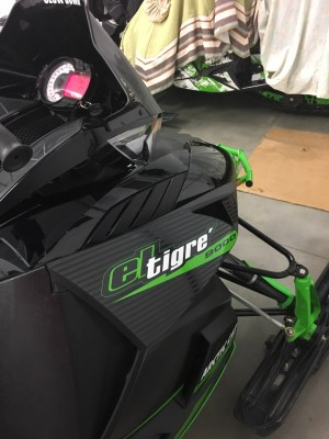 Picture of 2015 Arctic Cat EL Tigre 1100