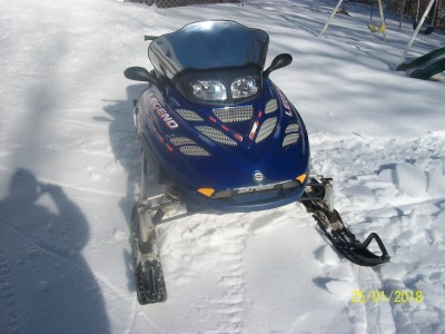Picture of 2002 Ski-Doo Legend 600
