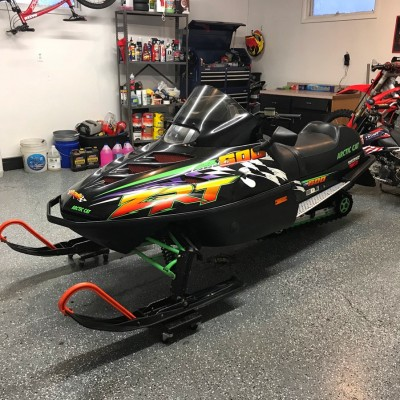 Picture of 1997 Arctic Cat ZRT 600