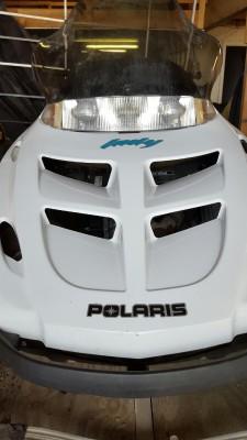 Picture of 1999 Polaris Supersport 550