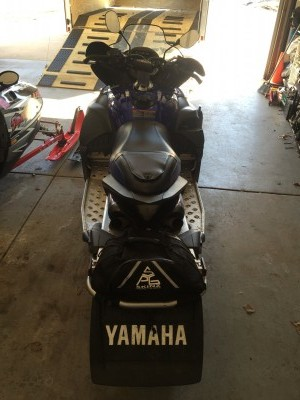 Picture of 2011 Yamaha Apex 1000