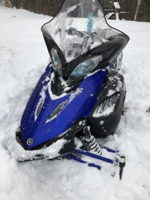 Picture of 2006 Yamaha Apex 1000
