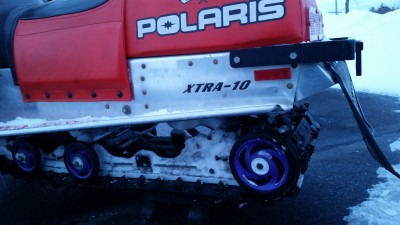 Picture of 1999 Polaris XCR 440
