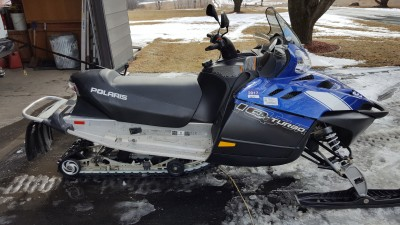 Picture of 2008 Polaris FST IQ 750