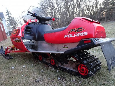 Picture of 2002 Polaris XC SP 600