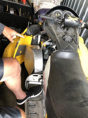 Picture of 2003 Ski-Doo MXZ X 440