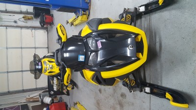 Picture of 2006 Ski-Doo MXZ Renegade 1000