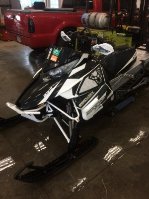 Picture of 2013 Arctic Cat Sno Pro 800