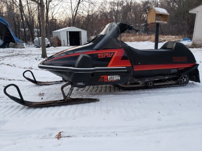 Picture of 1987 Yamaha SRV 540
