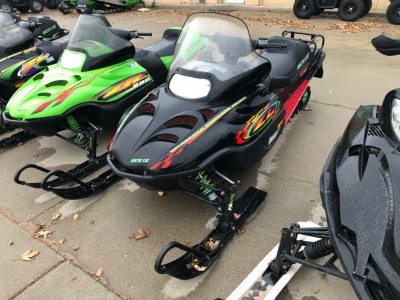 Picture of 2001 Arctic Cat ZL 600