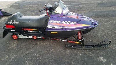 Picture of 1999 Polaris XCR 700
