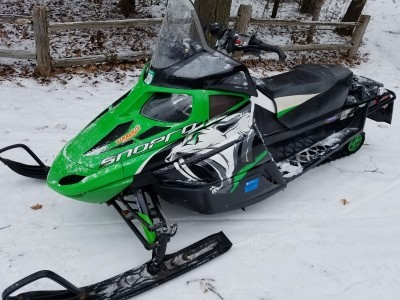 Picture of 2010 Arctic Cat F8 800