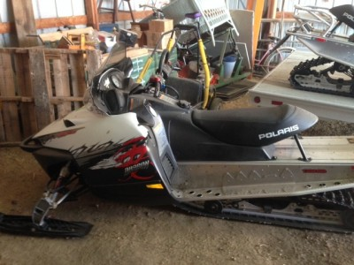Picture of 2009 Polaris Dragon Switchback 600