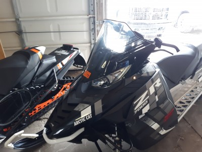 Picture of 2017 Arctic Cat ZR 1000